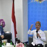 Menteri Investasi Berjanji akan Kembali ke Aceh Untuk Tinjau KEK Arun Lhokseumawe