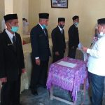 Wakil Bupati Gayo Lues Lantik Imum Mukim Se-Kecamatan Terangun