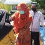 SMAN 15 Aceh Tengah Salurkan Paket Ramadhan Kepada Siswa Kurang Mampu