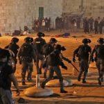 """Iran Sebut Aksi Polisi Israel di Masjid Al-Aqsa Sebagian """"Kejahatan Perang"""""""