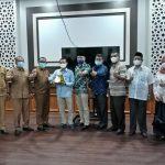 Kadisdik Aceh Terima Kunker Komisi B DPRD Langkat