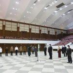 Rektor USK Lantik Sembilan Wakil Dekan Baru