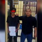 Polsek Teupah Barat Kembali Ungkap satu Pencuri Mesin Robin