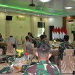 Pangdam IM dan Kapolda Aceh Instruksikan Jajaran Untuk Gencarkan Vaksinasi