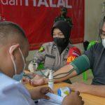 ASN Di Lingkungan Pemerintah Aceh Jalani Vaksinasi Massa