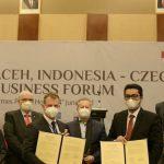 Pemerintah Aceh Buka Pintu Investasi untuk Pengusaha Republik Ceko