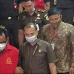 Dua Tersangka Kasus Korupsi Dishub Sabang Resmi Ditahan