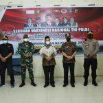 Pemkab Gayo Lues Bersama TNI Polri Laksanakan 1 Juta Vaksin Untuk Indonesia