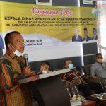 Asbaruddin: Tolak Ukur Keberhasilan Pendidikan adalah Moralitas