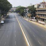 Myanmar Lockdown Kota yang Berbatasan dengan India