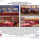 Kadis DKP Aceh Buka Forum Diskusi Pelarangan Penggunaan Bahan Tambahan Berbahaya Terhadap Hasil Perikanan