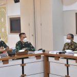 Pemerintah Aceh Bahas Pelaksanaan Penerapan PPKM Mikro Level 4 Kota Banda Aceh