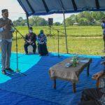 Bupati Aceh Besar Ajak Masyarakat Dukung Pembangunan yang Dilakukan Gubernur