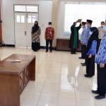 Asisten Administrasi Umum Lantik Pengawas Lembaga Wali Nanggroe