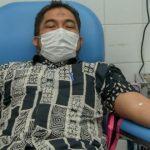 Tiga SKPA Gelar Donor Darah Massal, Terkumpul 54 Kantong
