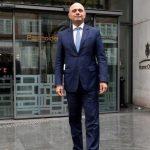 Menkes baru Inggris Sajid Javid Terkonfirmasi Positif Covid-19