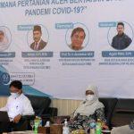 Diskusi Publik IKAMAPA, Bagaimana Pertanian Aceh Bertahan di Tengah Pandemi Covid