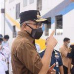 Kunjungi Singkil, Gubernur Tinjau Kapal KMP Aceh Hebat III