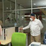 Kantor Bereh, Karyawan Nyaman dan Nasabah Bertambah