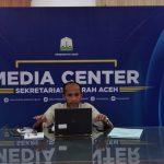 Pemerintah Aceh Sampaikan Persoalan KMP Aceh Hebat Hingga Proyek Multi Years