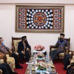 Gubernur Aceh Terima Kunjungan Kerja Hakim Agung