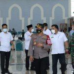 Pelaksanaan Vaksinasi di Gedung Banda Aceh Convention Hall Berjalan Sesuai Protokol Kesehatan