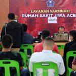 Jelang Idul Adha, Vaksinasi Massal Covid-19 Pemerintah Aceh Sementara Waktu Diliburkan