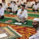 Sekda Aceh Sapa ASN di Kabupaten/Kota Saat Menggelar Takbir, Zikir dan Doa Keselamatan