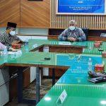 Sekda Aceh Ikuti Penganugerahan KPAI Tahun 2021