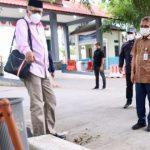 Gubernur Ingatkan Pentingnya Kebersihan Pelabuhan Uleelhue