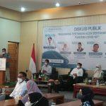Kepala Dinas DKP Aceh, Isi Materi Diskusi Publik IKAMAPA