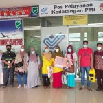 Dinsos Aceh Pulangkan 12 WNI yang Dideportasi dari Malaysia