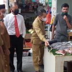 Kadis DKP Aceh, Sidak Pasar Al-Mahirah Lamdingin
