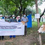 Rumah Amal USK Ajak Masyarakat Lebih Peduli Lingkungan Lewat Program Green Qurban 1442 H/ 2021