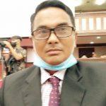 Wakil Ketua Komisi V DPRA, Drs. H. Asib Amin Ucapkan Selamat kepada Kapolda
