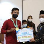 Siswa Berkebutuhan Khusus Wakili Aceh pada FLS2N Tingkat Nasional 2021