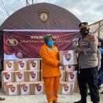 Alumni Akpol Angkatan 91 Batalyon Bhara Daksa Gelar Vaksinasi dan Bakti Sosial di Gayo Lues