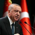 Recep Tayyip Erdogan Bicara dengan Presiden Israel soal Palestina