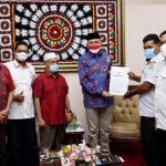 Gubernur Nova Sambut Baik Rakor PON Aceh-Sumut 2024