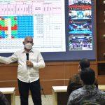 Plt Komut BAS Kembali Meminta Pemimpin Cabang Tingkatkan Kinerja