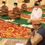 Sekda Aceh: Masker Alat Utama Melawan Covid-19