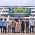 Fakultas Perikanan dan Ilmu Kelautan UTU Gelar FGD Bersama Mitra