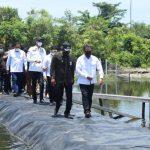 Menteri Trenggono: Tambak Udang KKP di Aceh Timur Ciptakan Multiplier Effect