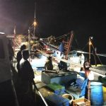 KKP Tangkap dua Unit Kapal Trawl di Perairan Aceh Timur