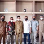 Kadis DKP Aceh Terima Kunjungan Pengusaha Ikan