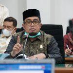 Ketua Komisi VI DPRA : Tidak Patut Kadisdik Aceh Ancam Kepala Sekolah Untuk Vaksinasi Siswa