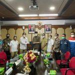 SKK Migas Bersama BPMA Adakan Pertemuan Bersama Gubernur Aceh