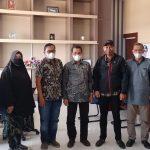 Kadis DKP Aceh Terima Kunjungan Kerja Anggota Komisi B DPRK Kota Sabang