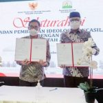 Pemerintah Aceh Teken MoU Pembinaan Ideologi Pancasila