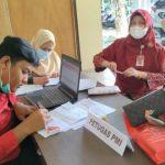 Kesbangpol dan Dinas Pertanahan Aceh Gelar Donor Darah